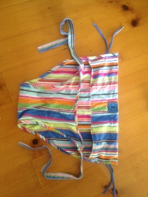 camping fabric high chair